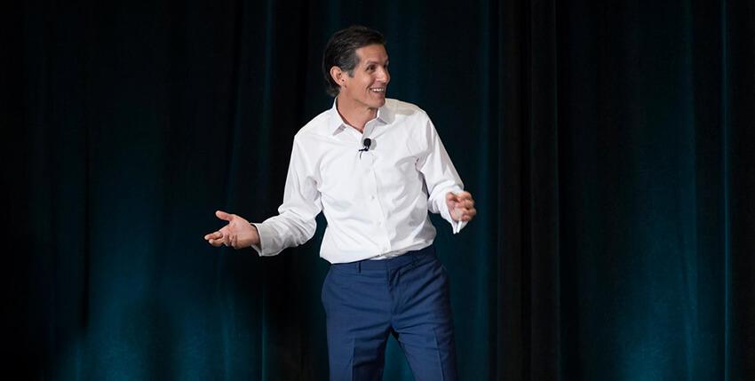 San Diego Motivational Speaker   Patrick Combs